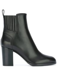 chunky heel ankle boots  Sergio Rossi