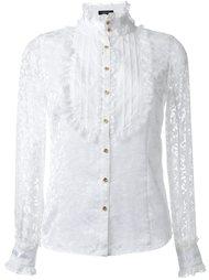 блузка с кружевным нагрудником Loveless