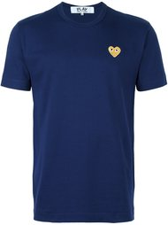 logo print T-shirt Comme Des Garçons Play