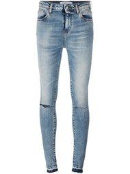 distressed skinny jeans Iro