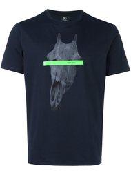 футболка с принтом черепа Ps By Paul Smith