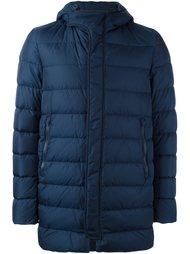 hooded padded jacket Herno