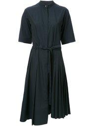 асимметричное платье-рубашка Cédric Charlier