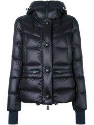 zip up puffer jacket Moncler Grenoble