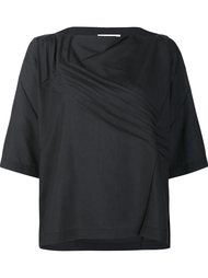 shortsleeved blouse Issey Miyake
