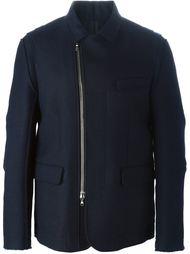 куртка со смещенной застежкой на молнии Wooyoungmi
