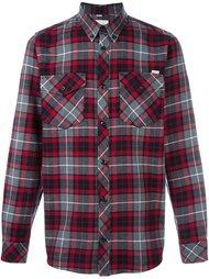 plaid button down shirt Carhartt