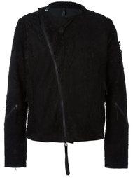 frayed biker jacket Barbara I Gongini