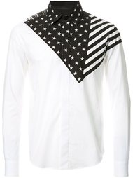 stars and stripes shirt Yoshio Kubo