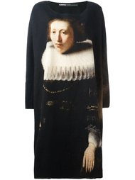 платье с принтом  Rundholz
