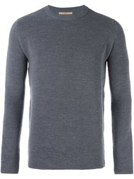 ribbed crew neck jumper Nuur