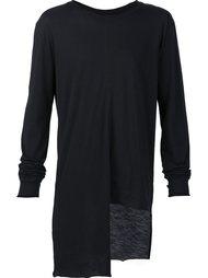 asymmetric T-shirt  Barbara I Gongini