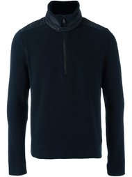banded collar sweater Moncler Grenoble