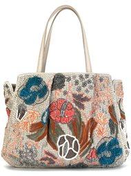 сумка на плечо с вышивкой Jamin Puech