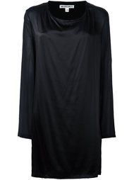 удлиненная блузка Ann Demeulemeester Blanche