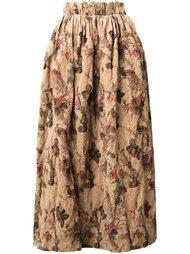 юбка с узором Uma Wang