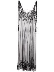'Anita Var. 1' slip dress Attico