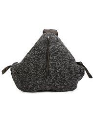 large knit sack Alessandra Marchi