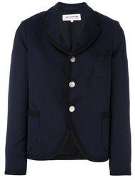 round hem cropped jacket Comme Des Garçons Girl