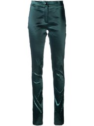 slim fit trousers Ann Demeulemeester