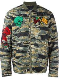 куртка-бомбер 'W-Camu' Diesel