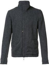 roll neck zipped jacket Taichi Murakami