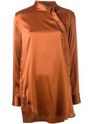 блузка с расклешенными манжетами Roksanda