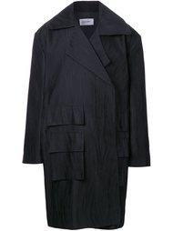 пальто 'Macro' Strateas Carlucci