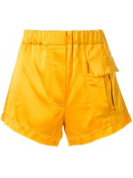 front pocket shorts  Manning Cartell