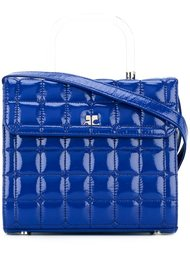 quilted shoulder bag Courrèges