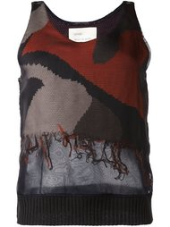 abstract pattern tank Quetsche