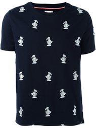 'bird' embroidery T-shirt Moncler Gamme Bleu