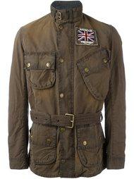 куртка в стиле милитари  Barbour
