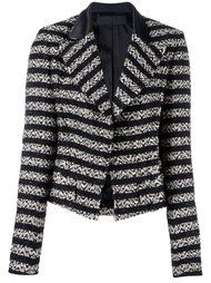 striped fitted jacket Haider Ackermann