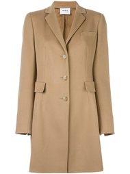 single breasted coat Akris Punto