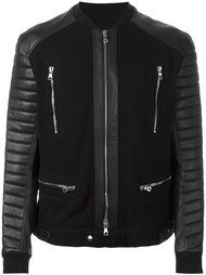 hoodie sweater jacket Balmain