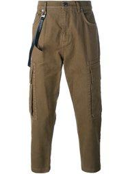 cargo pocket trousers Helmut Lang