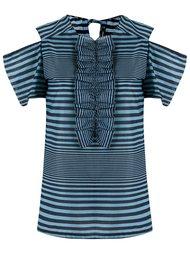 striped blouse Reinaldo Lourenço