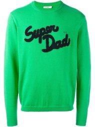 Super Dad patch sweater Sun 68