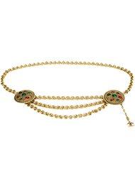 gripoix multi-strand belt Chanel Vintage