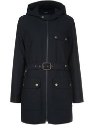 belted coat  A.P.C.