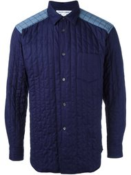 padded shirt Comme Des Garçons Shirt