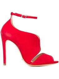 ankle strap stiletto sandals Schutz
