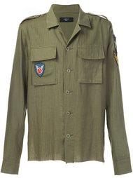 military shirt Amiri