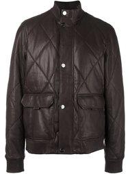 стеганая куртка бомбер Michael Kors