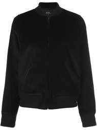 classic bomber jacket  A.P.C.