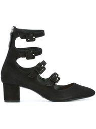 туфли-лодочки с ремешками Schutz