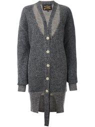 пальто-кардиган с вырезными деталями Vivienne Westwood Anglomania
