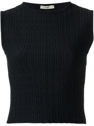 knitted top Egrey