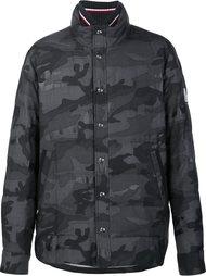 camouflage print jacket  Moncler Gamme Bleu